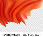 abstract red. background vector ... | Shutterstock .eps vector #1021100569