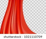 abstract red. background vector ... | Shutterstock .eps vector #1021110709