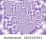 abstract violet background with ... | Shutterstock .eps vector #1021121911