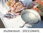 bangkok  thailand   january 1...   Shutterstock . vector #1021136641
