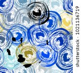 seamless background pattern ...   Shutterstock .eps vector #1021136719