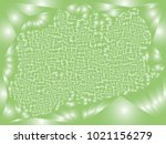 abstract background with... | Shutterstock .eps vector #1021156279