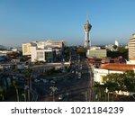kedah malaysia   3 2 2018   the ... | Shutterstock . vector #1021184239
