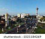 kedah malaysia   3 2 2018   the ... | Shutterstock . vector #1021184269