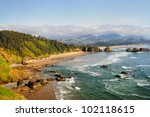 Ecola State Park Overlook At...