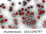 light colored vector texture... | Shutterstock .eps vector #1021190797