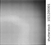 halftone black and white... | Shutterstock .eps vector #1021200301