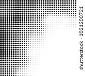 halftone black and white... | Shutterstock .eps vector #1021200721