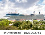 fort lauderdale  fl usa   april ... | Shutterstock . vector #1021202761
