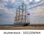 sochi  russia   april 29  2015  ... | Shutterstock . vector #1021206964