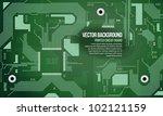 Printed Circuit Board Vector...