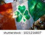 Saint Patrick\'s Day Flag