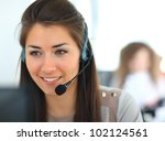 Female Customer Support...