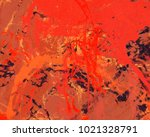 abstract painting.  modern... | Shutterstock . vector #1021328791