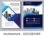 design blue cover. background... | Shutterstock .eps vector #1021381489