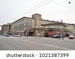 st.petersburg  russia   27 may... | Shutterstock . vector #1021387399