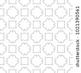 seamless ornamental vector... | Shutterstock .eps vector #1021390561