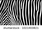 realistic abstract zebra skin... | Shutterstock .eps vector #1021403821