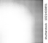 halftone black and white... | Shutterstock .eps vector #1021433851