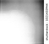 halftone black and white... | Shutterstock .eps vector #1021433944