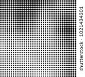 halftone black and white... | Shutterstock .eps vector #1021434301