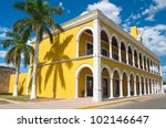 campeche public state library ... | Shutterstock . vector #102146647