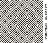 vector seamless lattice pattern.... | Shutterstock .eps vector #1021555195