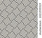 vector seamless lattice pattern.... | Shutterstock .eps vector #1021555519