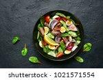 Vegetable Salad With Tuna...