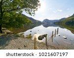 Views Across Lake Buttermere...