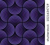 seamless ultra violet striped... | Shutterstock .eps vector #1021634719