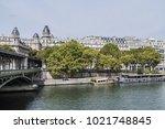 the picturesque embankments of... | Shutterstock . vector #1021748845
