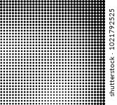 halftone black and white... | Shutterstock .eps vector #1021792525