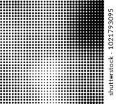 halftone black and white... | Shutterstock .eps vector #1021793095