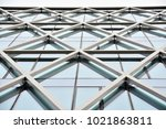 office building. business... | Shutterstock . vector #1021863811