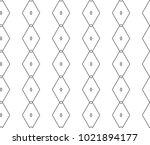 seamless geometric ornamental... | Shutterstock .eps vector #1021894177