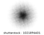 abstract futuristic halftone... | Shutterstock .eps vector #1021896601