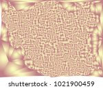 abstract background with... | Shutterstock .eps vector #1021900459