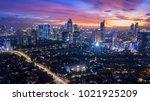 jakarta  indonesia. february 09 ...   Shutterstock . vector #1021925209
