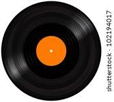 vinyl record | Shutterstock .eps vector #102194017