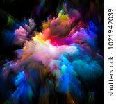 color explosion series....   Shutterstock . vector #1021942039