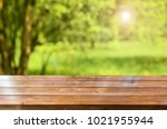 spring background table | Shutterstock . vector #1021955944