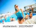 blurred for background... | Shutterstock . vector #1021956307
