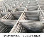 wire mesh steel for...   Shutterstock . vector #1021965835
