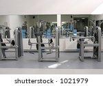 gym   Shutterstock . vector #1021979