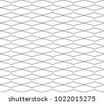 seamless geometric ornamental... | Shutterstock .eps vector #1022015275