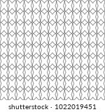 seamless vector pattern in... | Shutterstock .eps vector #1022019451