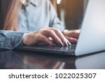 closeup image of a business... | Shutterstock . vector #1022025307