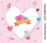 illustration vector of...   Shutterstock .eps vector #1022080981