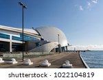 the fremantle maritime museum.... | Shutterstock . vector #1022104819